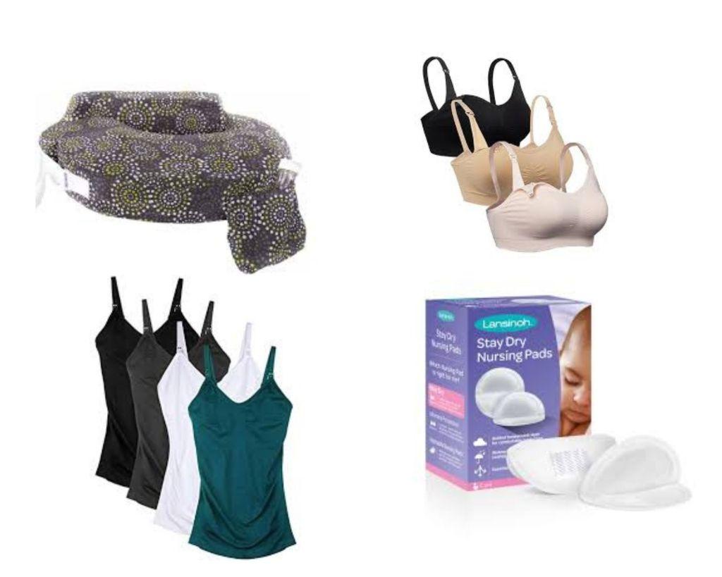 11 Must Have Breastfeeding Essentials
