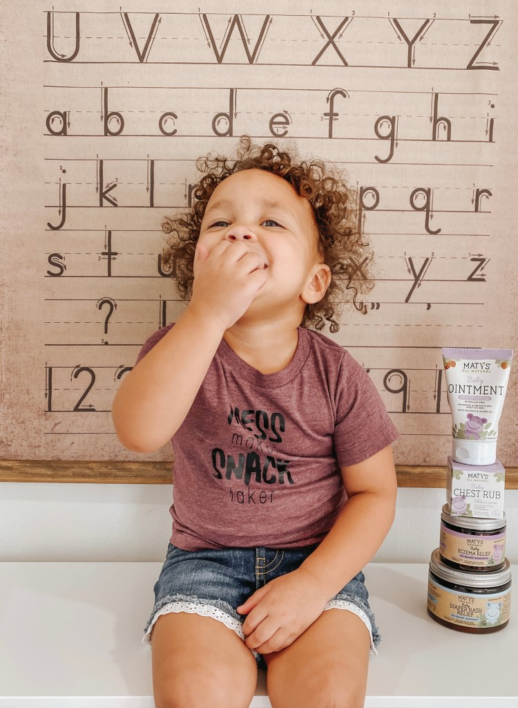 My Favorite All Natural Skincare Remedies For Children