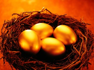 Nest of Gold