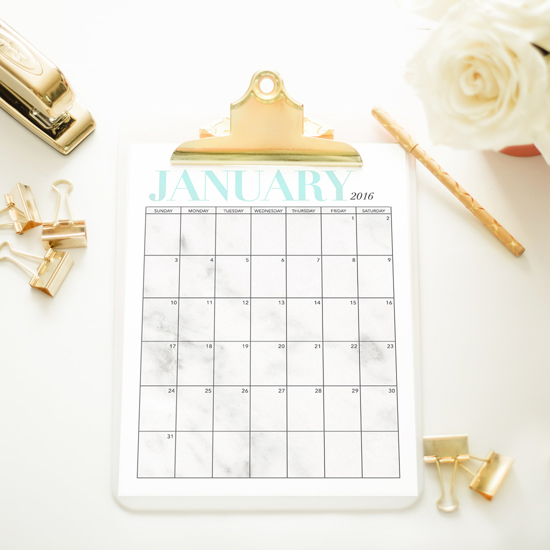 Diy Calendar Background : Calendar clipboard diy and free download a happy