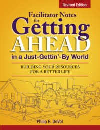 Getting Ahead Workbook & Facilitator Notes (New Editions!)