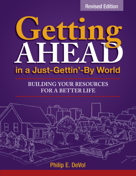Getting Ahead Set of 15 & 1 Facilitator Notes (New Edition!) – Workbook