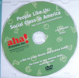 People Like Us: Social Class in America - DVD