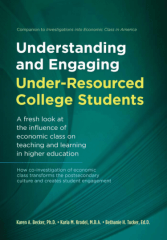 Understanding and Engaging Under-Resourced College Students book cover