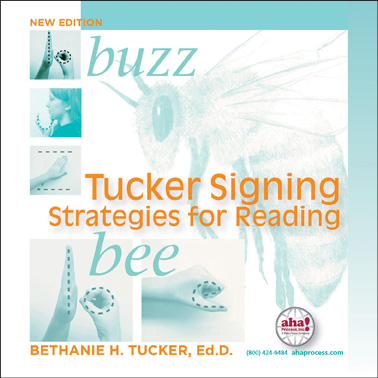 Tucker Signing Strategies for Reading - New Edition (Manual + Video USB)