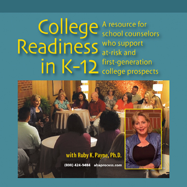 College Readiness K-12 and First in Family Video Set - USB