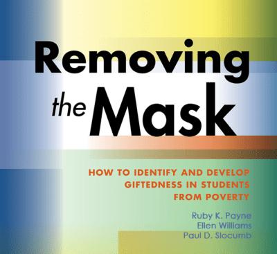 removing the mask workshop