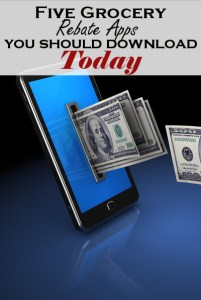 The Top Five Rebate Apps You Should Download Today