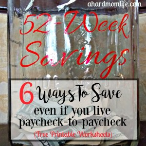 6 Ways To Save Money | Even If You Live Paycheck-to-Paycheck