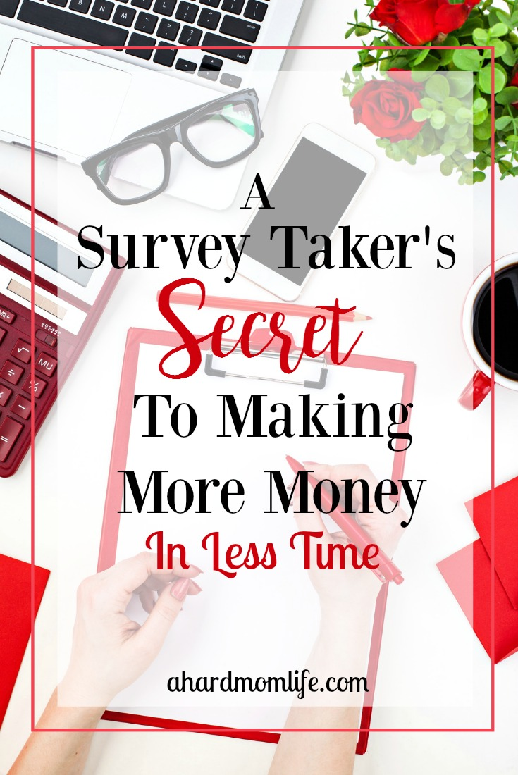 Are you looking to make extra money each month without wasting your valuable time? Here are one survey taker's secrets on how she's been doing it for years.