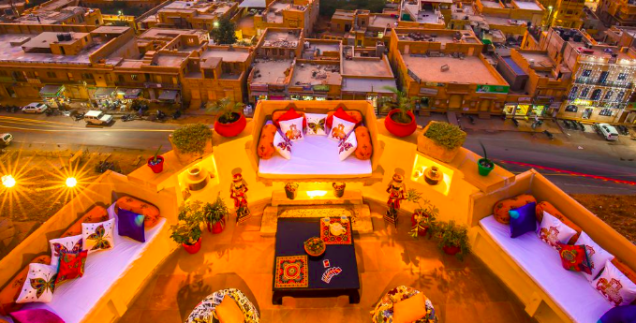 Explore Jaisalmer: The City of Camels and Sand Dunes