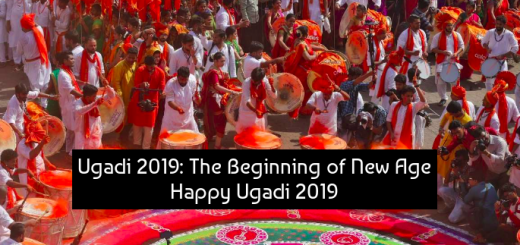 Ugadi 2019: The Beginning of New Age | Happy Ugadi 2019