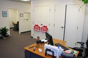 The Adolphus Hawkes Realtors Offices