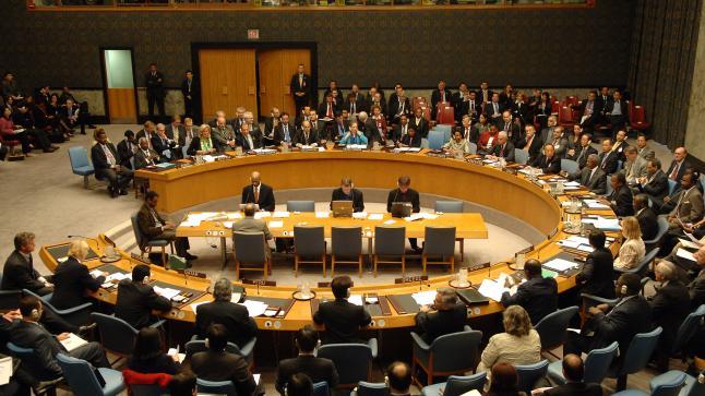 مجلس الأمن يعقد مشاورات بشأن قضية الصحراء المغربية بحضور المبعوث الشخصي للأمين العام