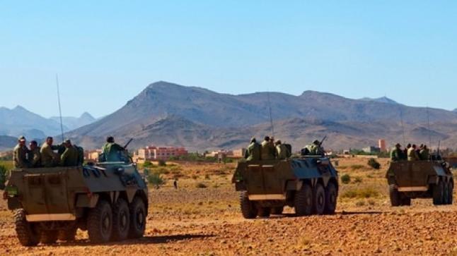 قمر صناعي مغربي يرصد تحركات عسكرية للبوليساريو.. والجيش المغربي يتحرّك