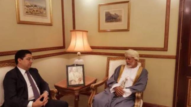 """سلطنة عمان تصدم """"البوليساريو"""" و تجدد تأييدها للوحدة الترابية للمغرب"""