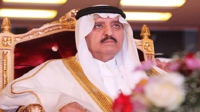 مسؤولون يستقبلون شقيق عاهل السعودية بالصحراء