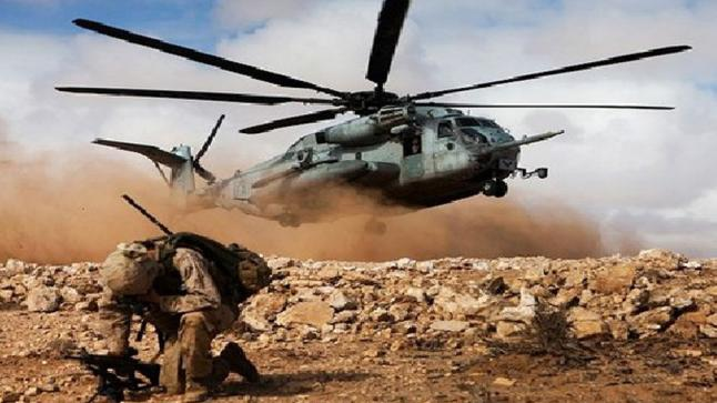تفاصيل جديدة حول حادث تحطم طائرة مروحية عسكرية بضواحي الداخلة الذي أودى بحياة ضابطين
