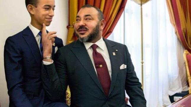 الشعب المغربي يخلد ذكرى ميلاد صاحب السمو الملكي ولي العهد الأمير مولاي الحسن