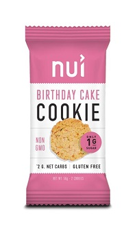 birthday cake cookie from eat nui