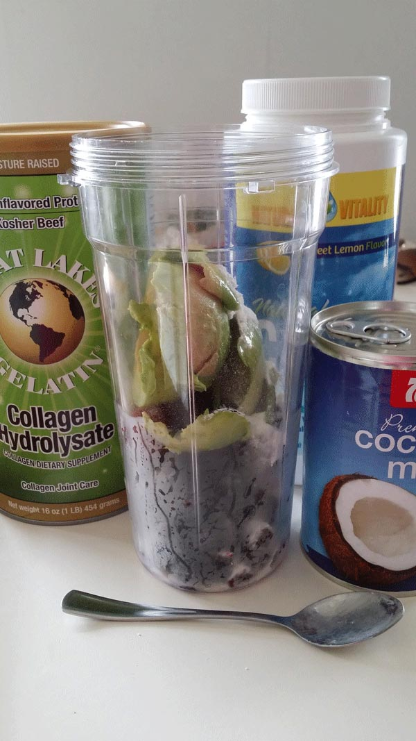 AIP Breakfast Smoothie Recipe