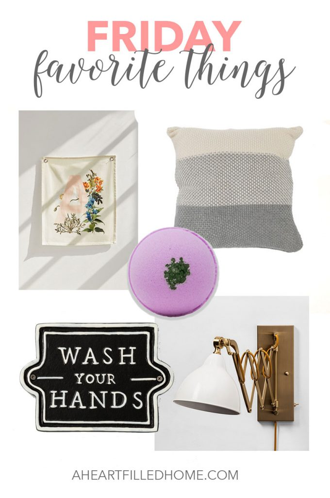 Friday Favorite Things