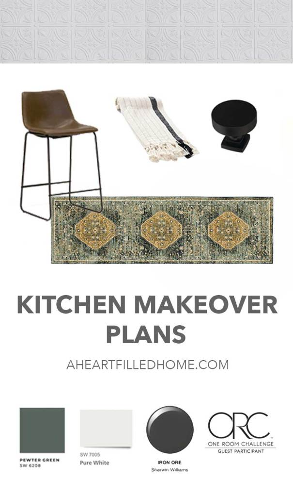 ORC Kitchen Makeover Plans from A Heart Filled Home
