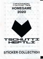 Sticker Deutschland 2016-2020