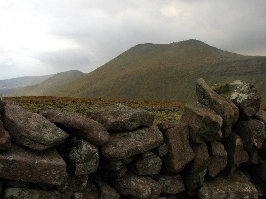 The Galtee Wall