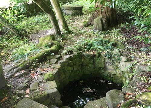St Pecaun's Holy Well