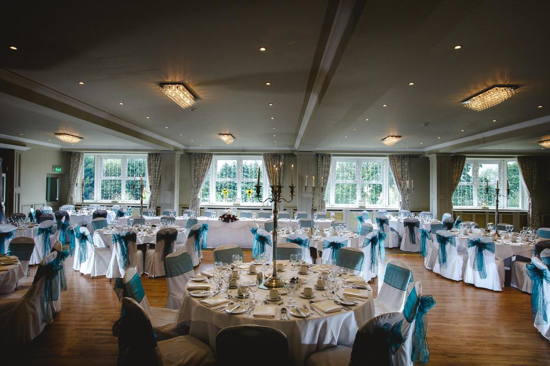 Ballroom Venues Tipperary  Wedding Venues  Aherlow House