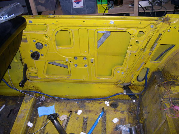 MG Midget Amp Sprite Door Assembly Directions How To