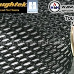 High Backed Chair Covers To Hire For Weddings Toughtek® Non-slip Rubberized Mesh Material