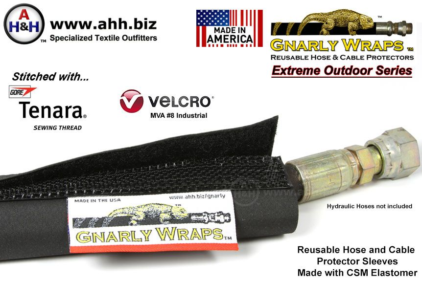 Outdoor Hose and Cable Protector Sleeves
