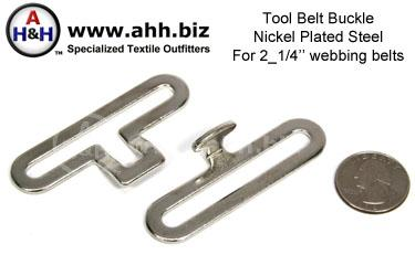 Tool Belt Buckle for 225 or 2 inch webbing