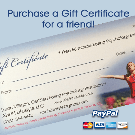 Purchase a Gift Certificate for a Friend