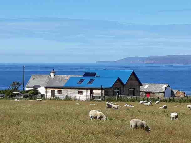 Caithness accommodation
