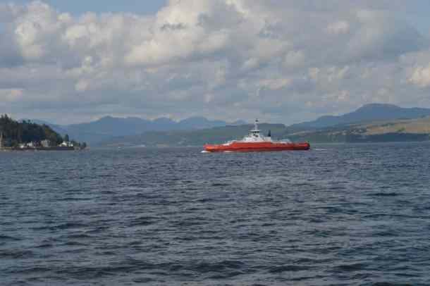 Dunoon ferry
