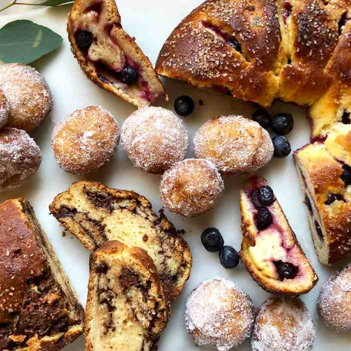 gluten-free brioche dough & 3 awesome ways to use it