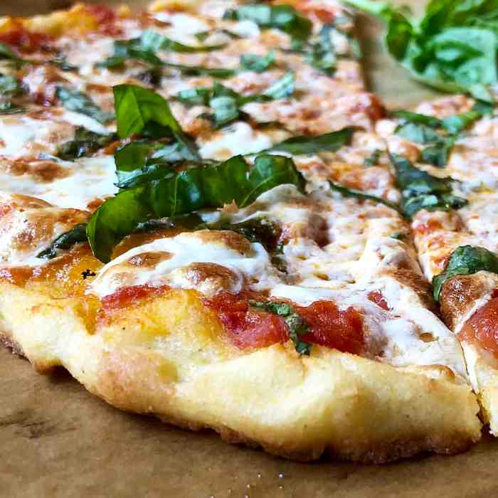 the best gluten-free pizza crust