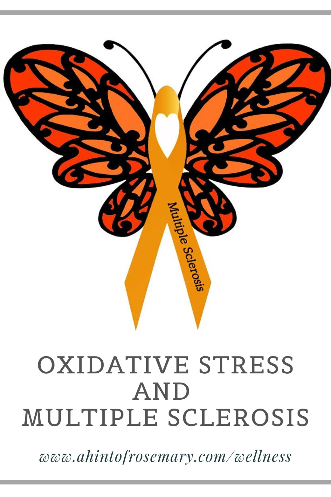 oxidative stress & multiple sclerosis