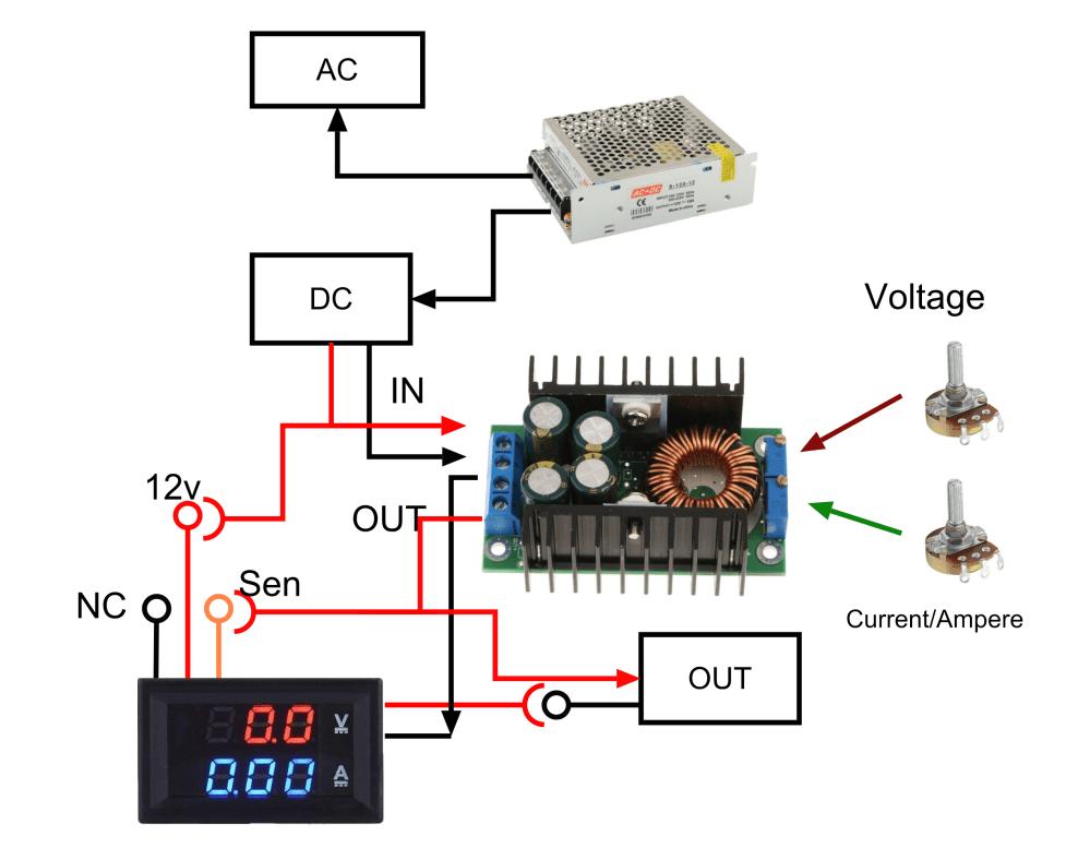 medium resolution of circuit diagram bench power supply