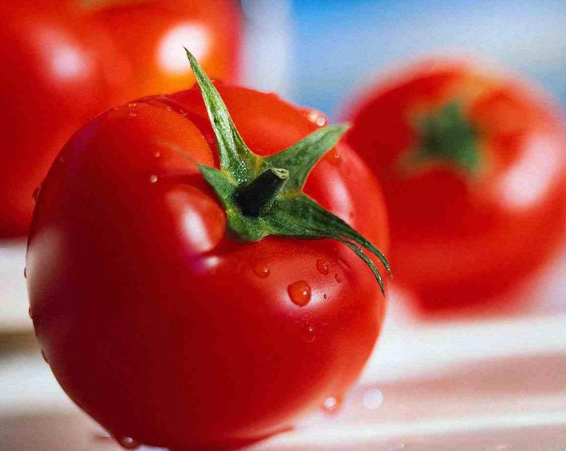 طريقة تفريز الطماطم