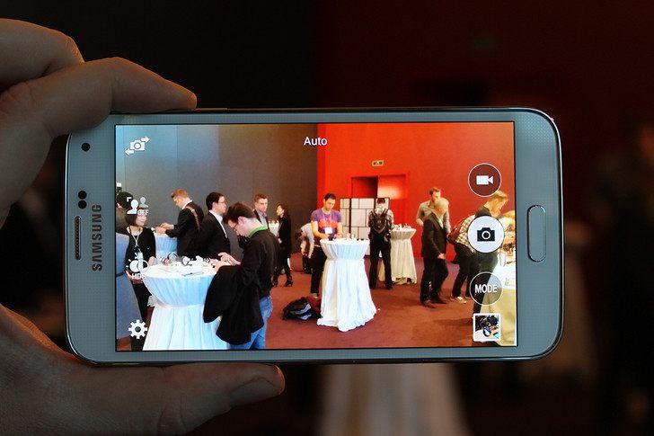 تعرف على Galaxy S5 الجديد الذي تم الإعلان عنه حديثاً