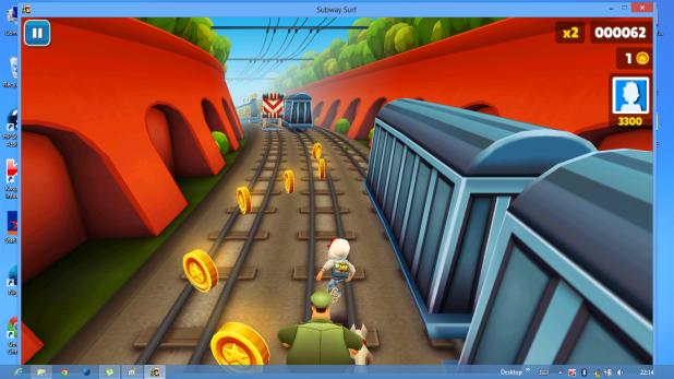 لعبة 2 Subway Surfers على الكمبيوتر مجاناً ومباشر
