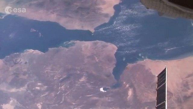 محطة الفضاء الدولية تبث صورا مباشرة لكوكبنا على مدار الساعة