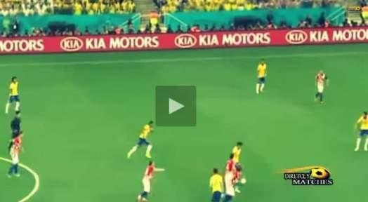 بالفيديو.. اهداف مباراة البرازيل و كرواتيا 3-1 أجمل تعليق