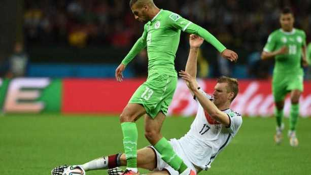 أهداف مباراة ألمانيا والجزائر في دوري 16