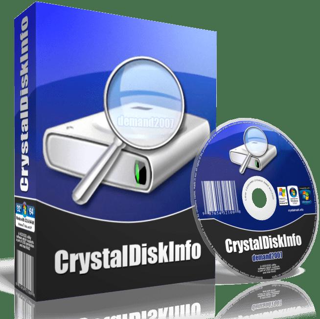 تحميل CrystalDiskInfo برنامج كشف عدد ساعات تشغيل الكمبيوتر