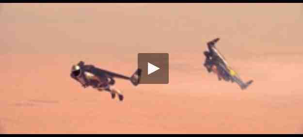 فيديو الطائريِن فوق دبي X Dubai أكثر من رائع